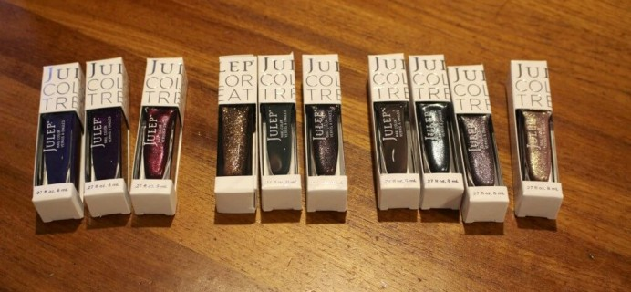 Julep Maven Box February 2014 Review – Upgrade Box + Some Swatches!