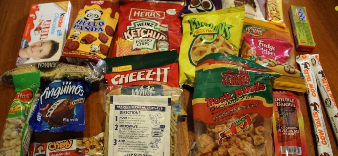 February MunchPak Review & Coupon