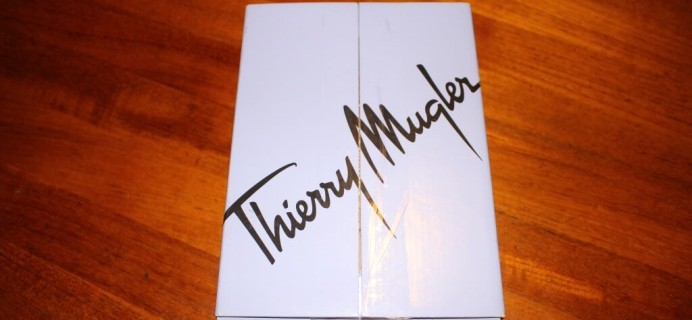 Mugler Addict Review – Winter/February Box