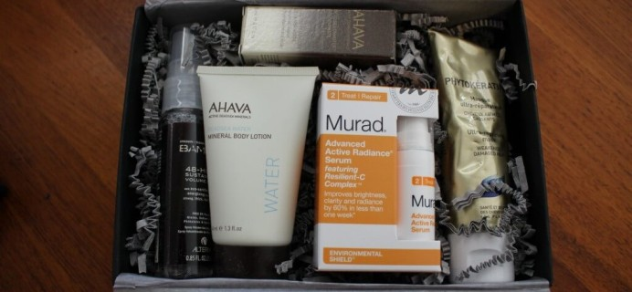 February Sample Society Review – Beauty Subscription Box