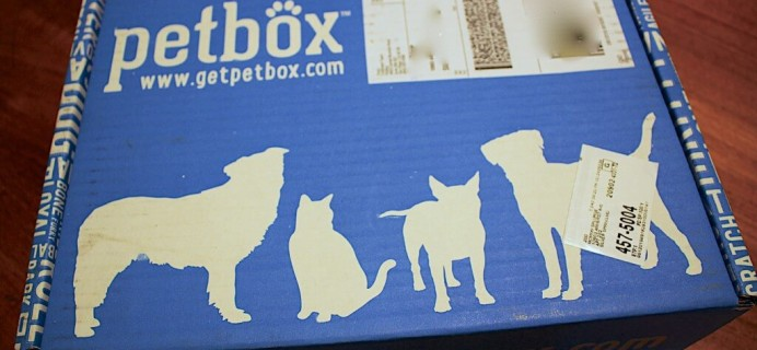 February PetBox Review – Dog Subscription Box + National Pet Dental Health Month