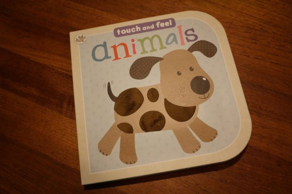 Parragon Books Touch and Feel: Animals