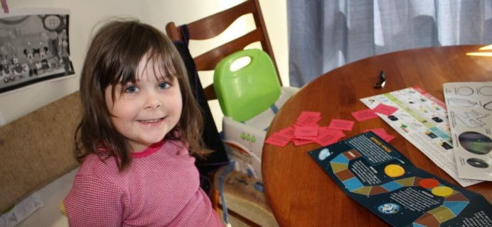 February Appleseed Lane Review + Coupon – My Daughter LOVES Professor Caterpillar!