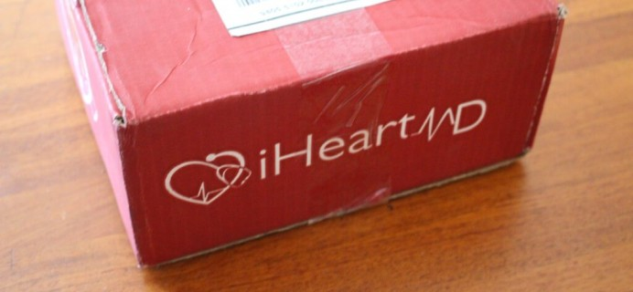 iHeartMD Review – February 2014 – Heart Healthy Subscription Box