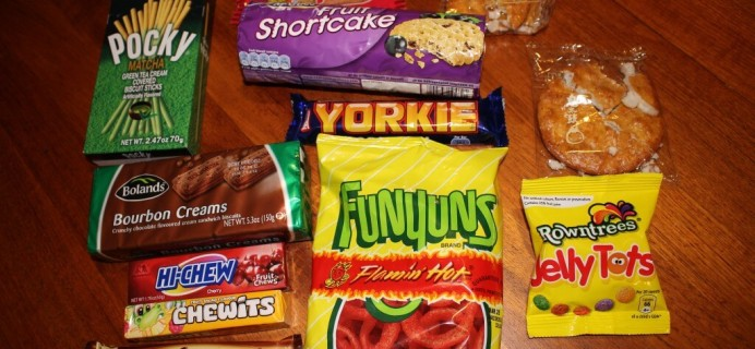 February MunchPak Classic Review & Coupon