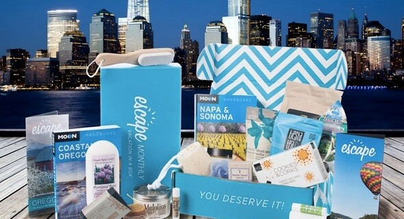 Coupon for Half Off Escape Monthly New York Box – Today Only!
