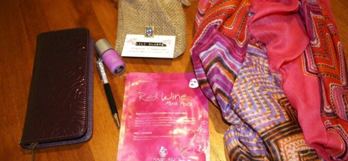 February Socialbliss Style Box Review #TheStyleBox