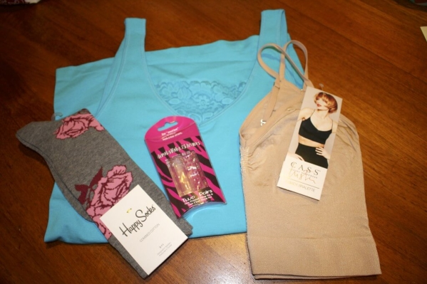 March 2014 Wantable Intimates