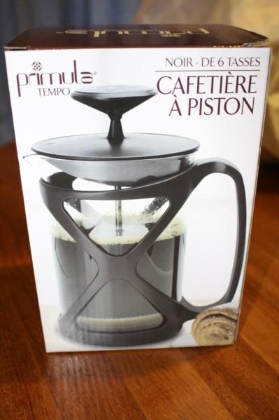 Primula Tempo Coffee Press 6 Cup