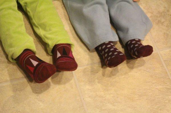 Richer Poorer Kids Socks