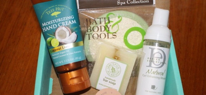 Beauty Box 5 Review – March 2014