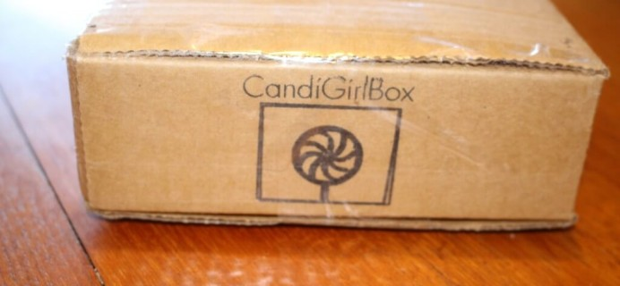 March CandiGirl Subscription Box Review