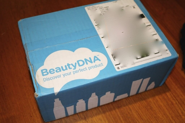 BeautyDNA Subscription Box