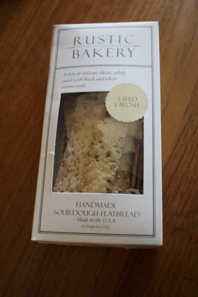Rustic Bakery 2 Seed Lavosh