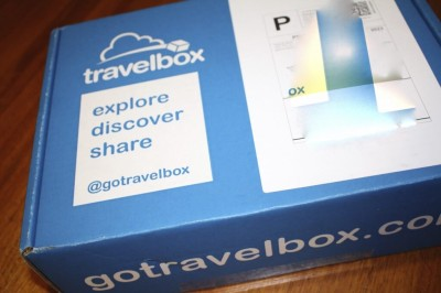 April 2014 TravelBox Subscription Review