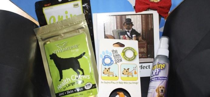 April PetBox Review & Coupon – Dog Subscription Box