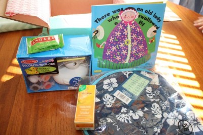 April 2014 Stork Stack Review – Baby Subscription Box