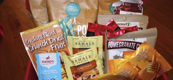 April Love With Food Box Review + Coupon – Deluxe vs. Classic