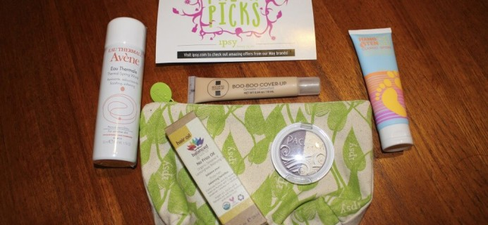 May 2014 Ipsy Review + Skip the Waitlist!