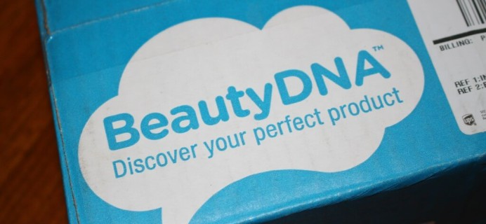 May 2014 Beauty DNA Subscription Box Review