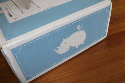 May 2014 Silly Rhino Baby & Toddler Subscription Box Review