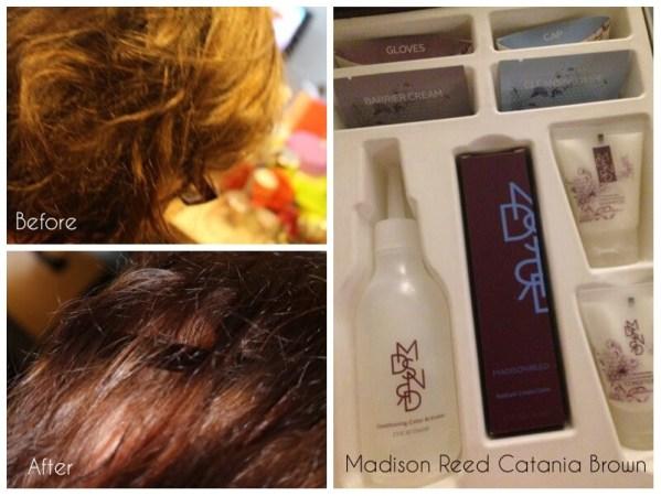 madison reed catania brown
