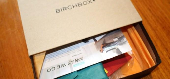June 2014 Birchbox Man Review & Coupon