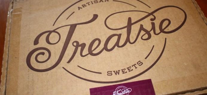 Treatsie Box – Free Box Coupon – Last Two Days! (?) + May Treatsie Review