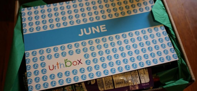 June Urthbox Review – Classic Version – Healthy Food Subscription Box