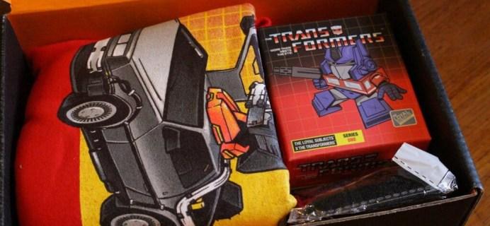 June Loot Crate Review – Transform + Coupon Code