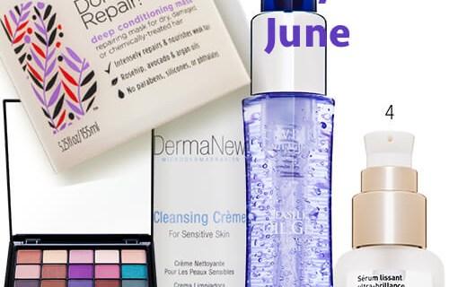 June 2014 Blush Mystery Beauty Box Spoilers