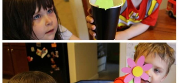 Little BLAST Kids' Science Subscription Box Review – May 2014