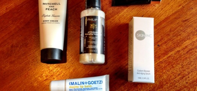 July 2014 Glossybox Review + 20% Off Coupon!