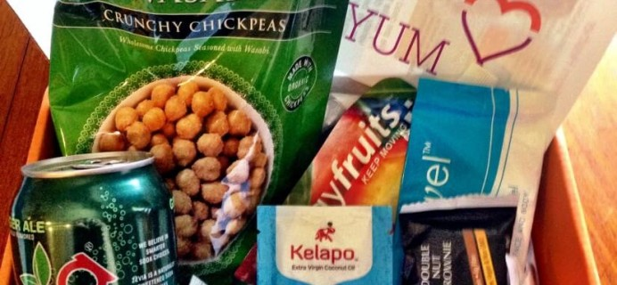 July 2014 Bestowed Subscription Box Review + Coupon + Living Social Deal!