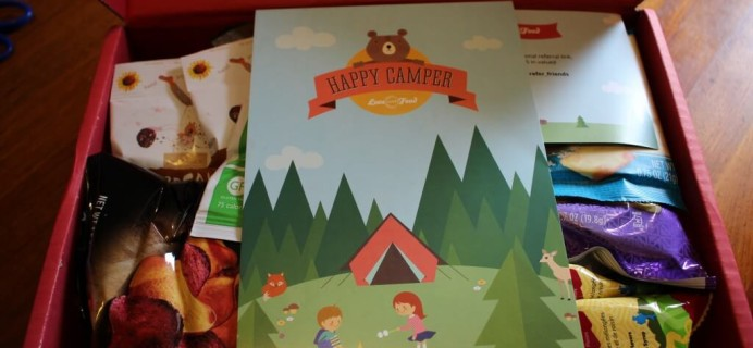 July Love With Food Box Review + Coupon – Deluxe vs. Classic  + New Gluten-Free Box!