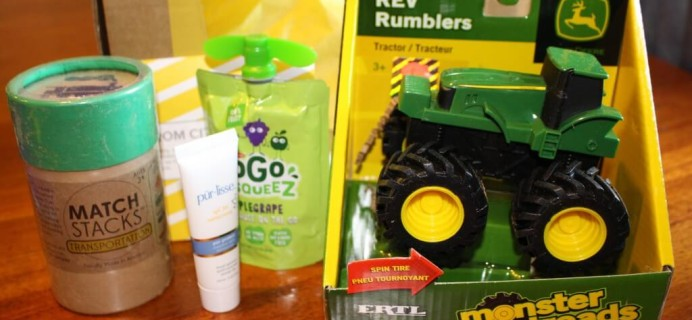 July 2014 Citrus Lane Review – 3 Year Old Boy + $20 off coupon!