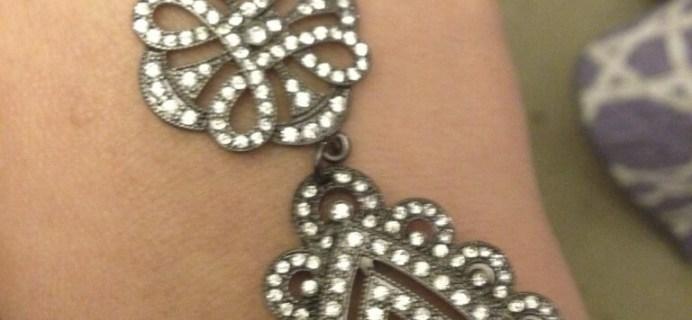 June 2014 JewelMint VIPBOX Jewelry Subscription Box Review