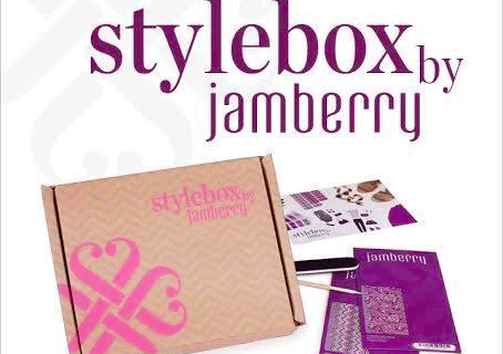 Stylebox by Jamberry – New Subscription Box for Nails! + Popsugar Door Prize