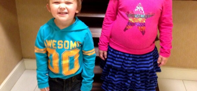 FabKids Reviews – Kids Clothes Subscription Box + First Outfit Half Off