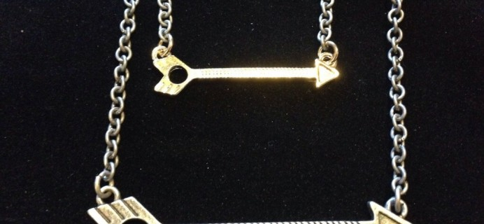 August 2014 Wantable Accessories & Jewelry Subscription Box Review