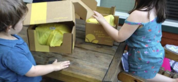 August 2014 Citrus Lane Reviews (Baby, Preschool, and Kindergarten) – Baby & Kid Subscription Box  + coupon!