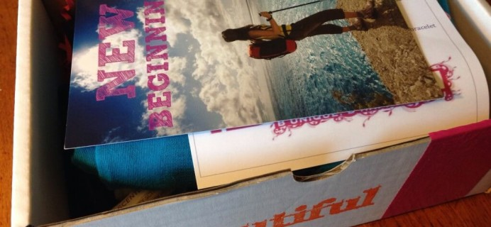 September 2014 iBbeautiful Teen & Tween Subscription Box Review