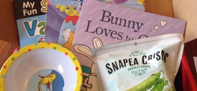 September Bluum Subscription Box Review + Coupon: Pre-K Boy 45 months