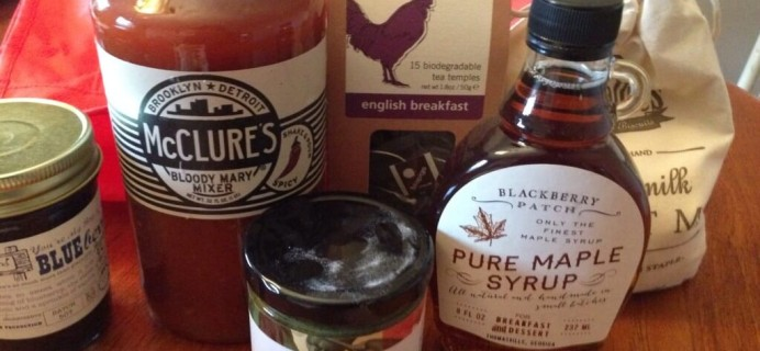 The Pantry Gourmet's Bite Box – Foodie Subscription Box Review – September 2014