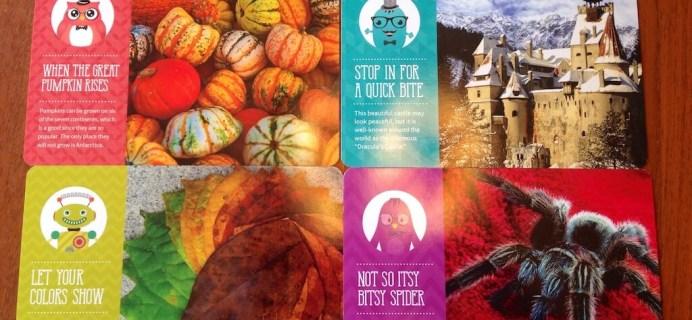 KiwiBop Postcard Pals Review – Inexpensive Kids Subscription