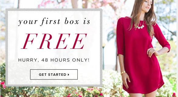 Le Tote Clothing Rental Subscription – First Box Free!