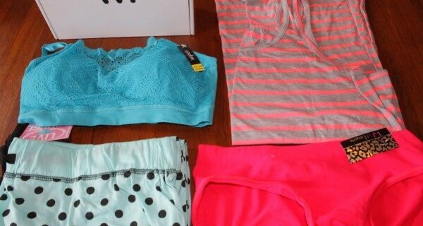 Wantable Intimates Subscription Box Review – October 2014