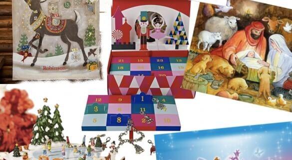 2014 Kids Advent Calendars