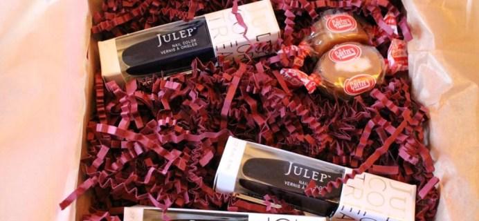 Julep Maven Box Review – November 2014 + Jingle Bells Box Code + More Coupons!