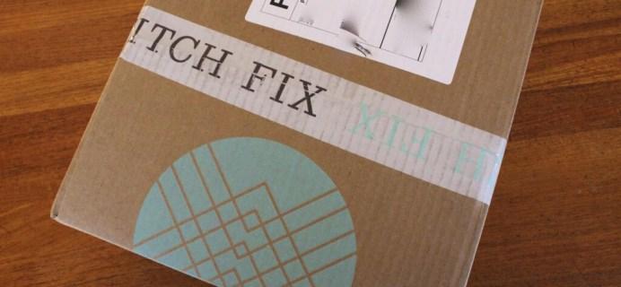 November 2014 Stitch Fix Review